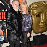 OIC - ENTSIMAGES.COM - Roger Taylor and Sarina Potgieter at the  Kill Kane - gala film screening & afterparty in London 21st January 2016 Photo Mobis Photos/OIC 0203 174 1069