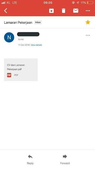 Etika berkirim email