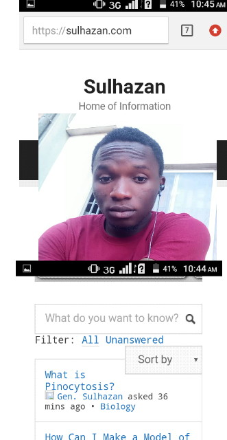 Gbese!! Nigerian Guy claims to be 99.9% Better Faster And brilliant than Google