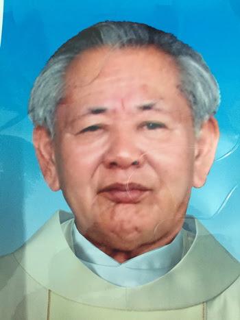 Cáo phó: Cha Cố Giuse Khổng Năng Bao