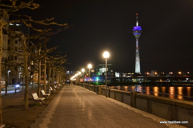 Dusseldorf Tower City Break