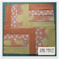 Rail Fence Block Tutorial