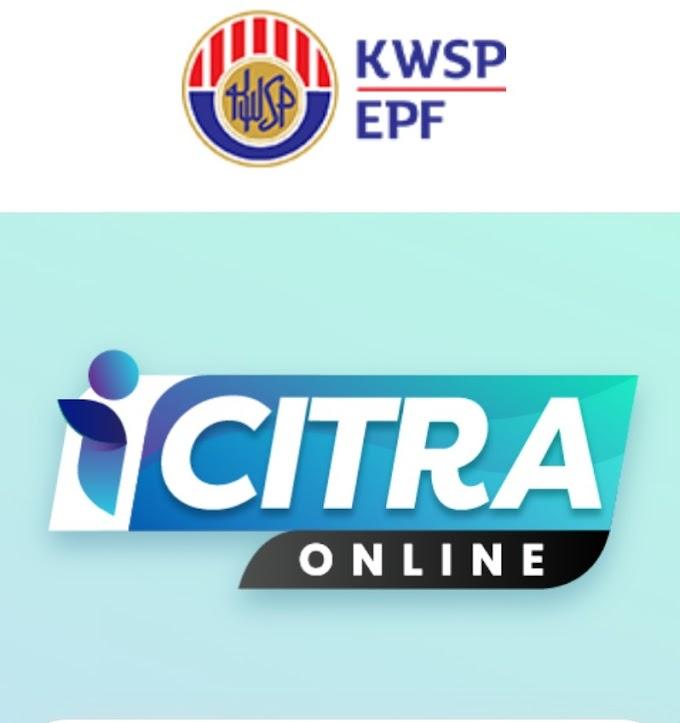 Permohonan iCitra Online