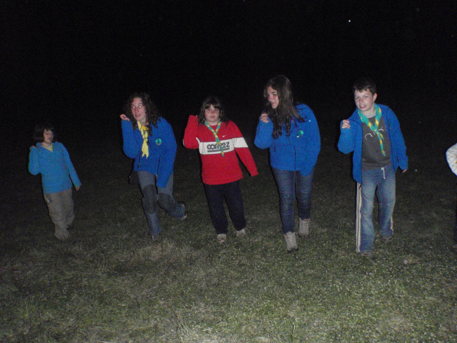Campaments de Primavera de tot lAgrupament 2011 - P4190120.JPG