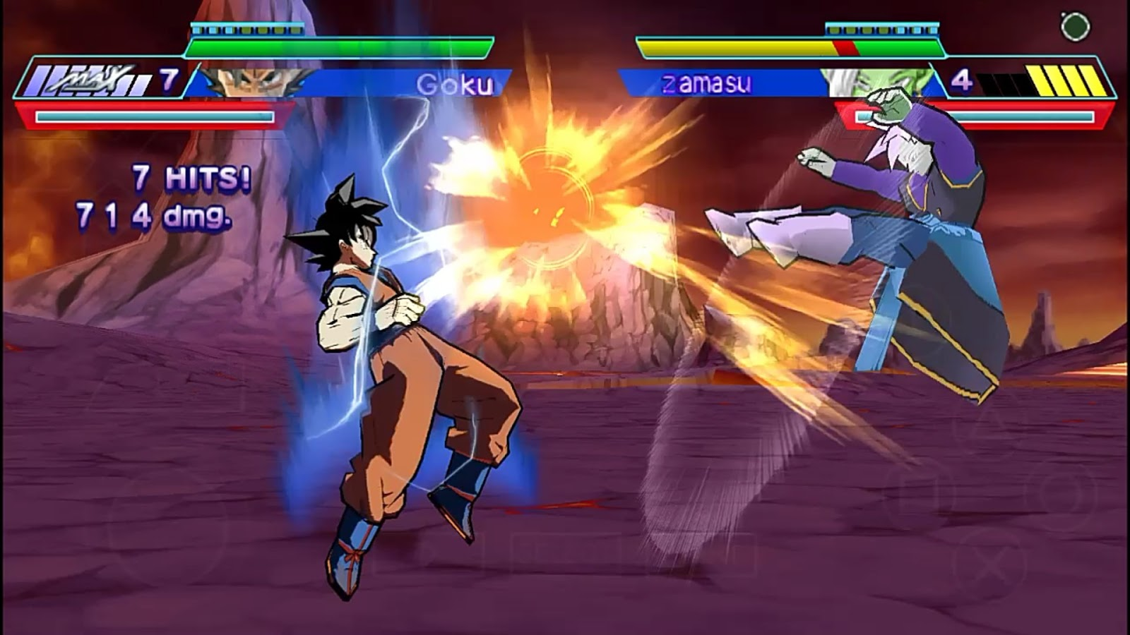SAIU! Dragon Ball Z Shin Budokai 6 V2 300Mb PPSSPP Gold ANDROID (+Download)