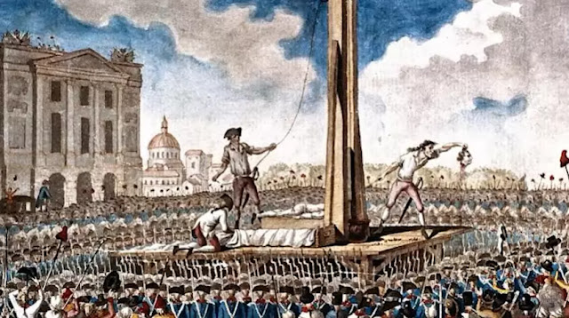 All Of Antoine's Tax-Collecting Colleagues Went To The Guillotine
