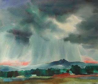 """""""Storm Over Mesa"""""""