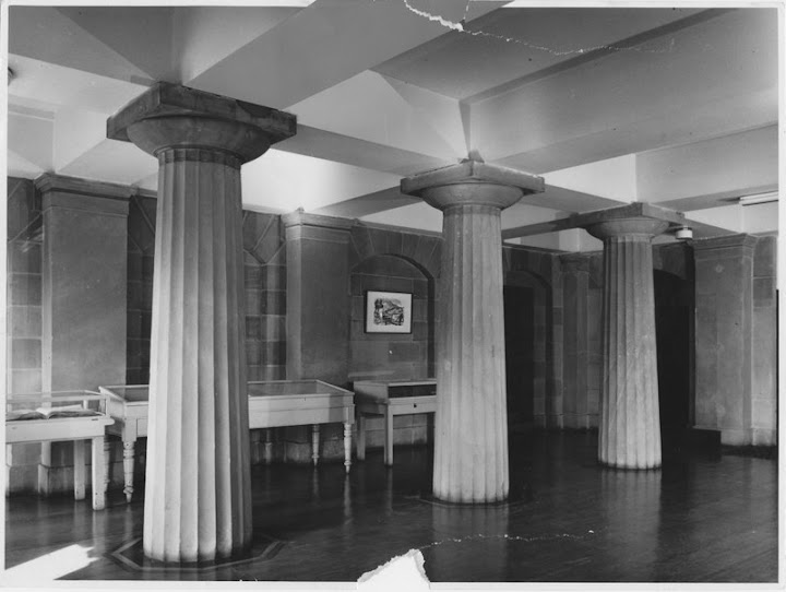 Entrance Hall, Parliament House, Hobart