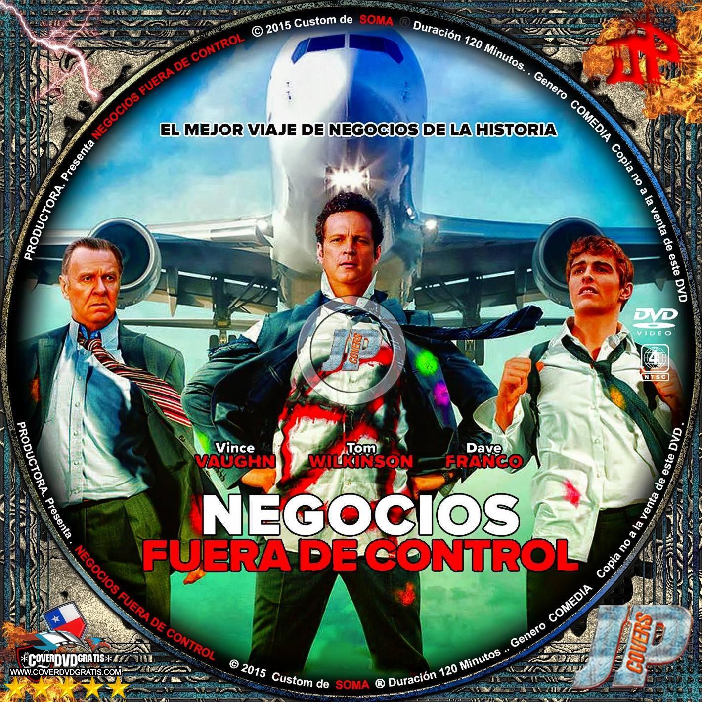 Negocios fuera de control dvd cover 2015 espa ol archivos for Fuera de control dmax