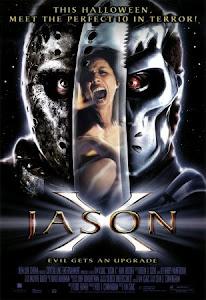 Sát Nhân Đông Lạnh 18+ - Jason X 18+ poster