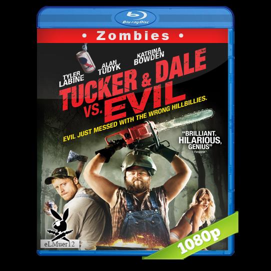 Trucker y Dalr VS Evil (2010) 1080p Ingles SubEsp