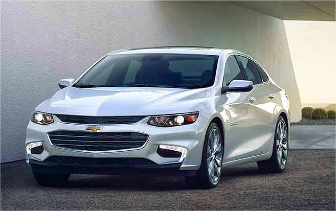 2016 Chevy Malibu Redesign to Offer BIG Changes