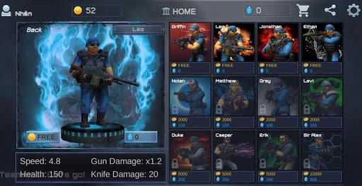 Heroes Strike PvP: MOBA and Battle Royale apklade screenshots 2