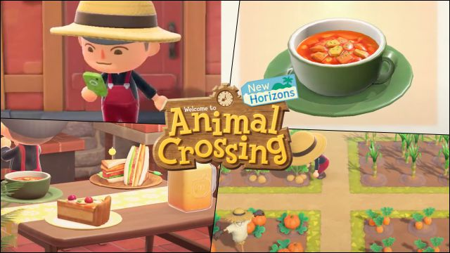 How will the kitchen work in Animal Crossing: New Horizons? We only know what we know