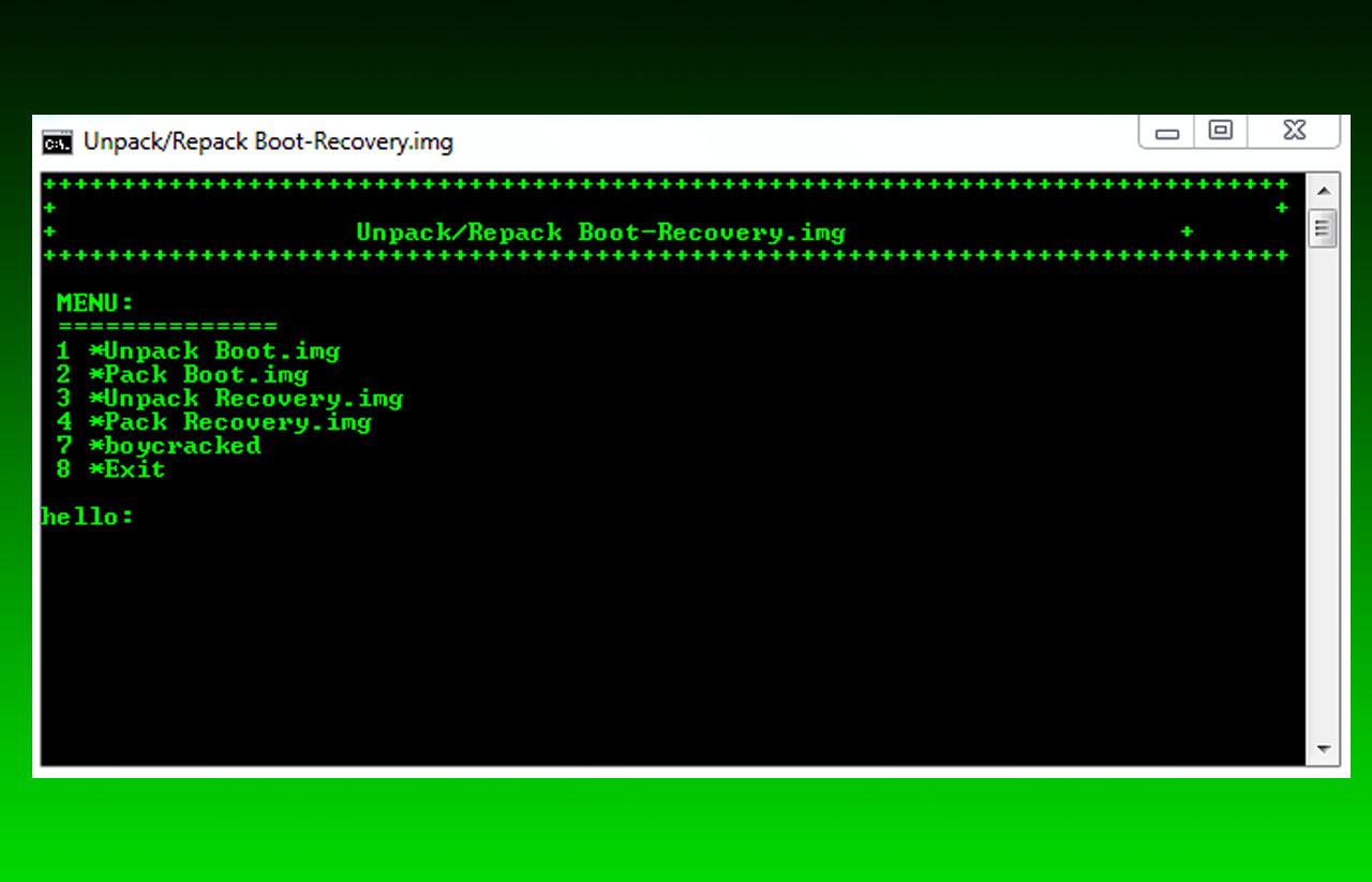 Tutorial cara bongkar boot.img ( unpack & repack ) tanpa PC.