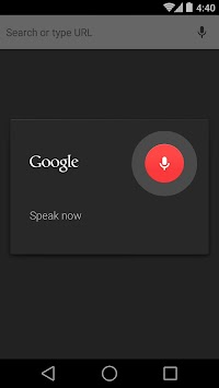 Chrome Canary (inestable) APK screenshot thumbnail 2