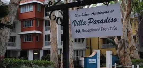 BeachView Apartments at Villa Paradiso