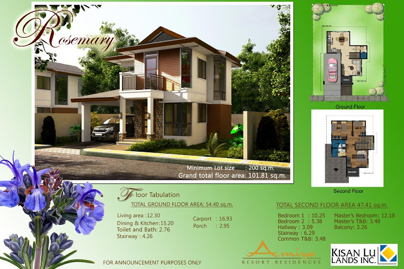 Amiya Resort Residences - Rosemary