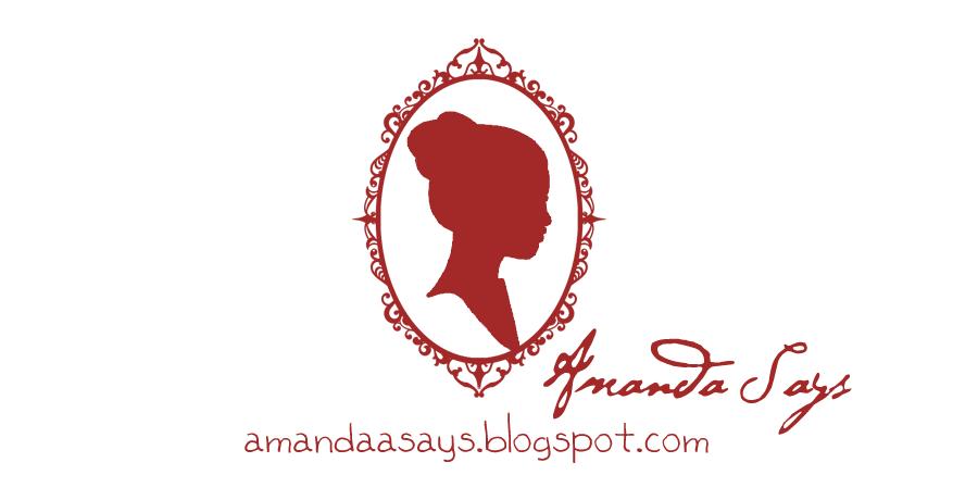 Amanda Says