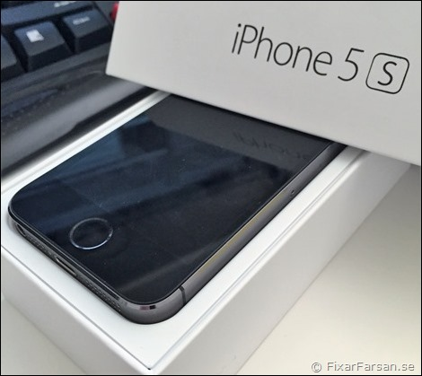 Köpa iphone 5s batteri