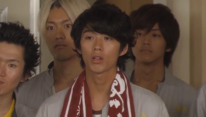 Kanai Yuta, Minami Keisuke, Kaku Kento, Matsuzaka Tori