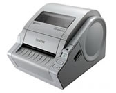 Free Download Brother TD-4100N printers driver program and install all version