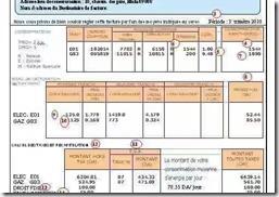 فاتورة الكهرباء والغاز في الجزائر الجديدة