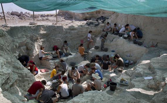 Nueva campaña de excavaciones en el yacimiento del Cerro de los Batallones