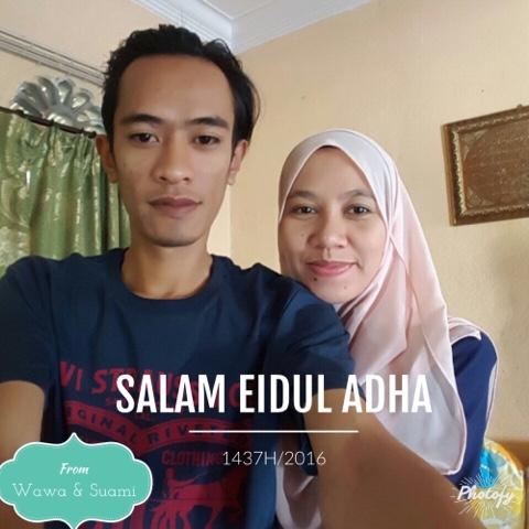 Salam Idul Adha 1437H