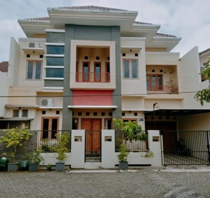 Rumah Mewah Luxury 2 Lantai strategis dalam Kawasan Perumahan Elite Exclusive Jl. Godean Km. 4 Dalam Ringroad