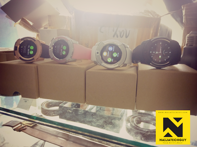 V8 Smartwatch Review - This Watch Does Almost Everything Your SmartPhone Can Do 6