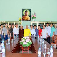 [DSTV-015] Thầy tiếp đoàn cán bộ Vụ Phật giáo (27/04/2012)