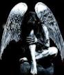 Dark Lonly Angel