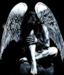 Dark Lonly Angel