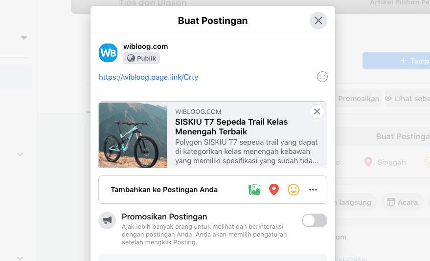 Cara Buat Shortlink URL Menggunakan Firebase Dynamic Link Google
