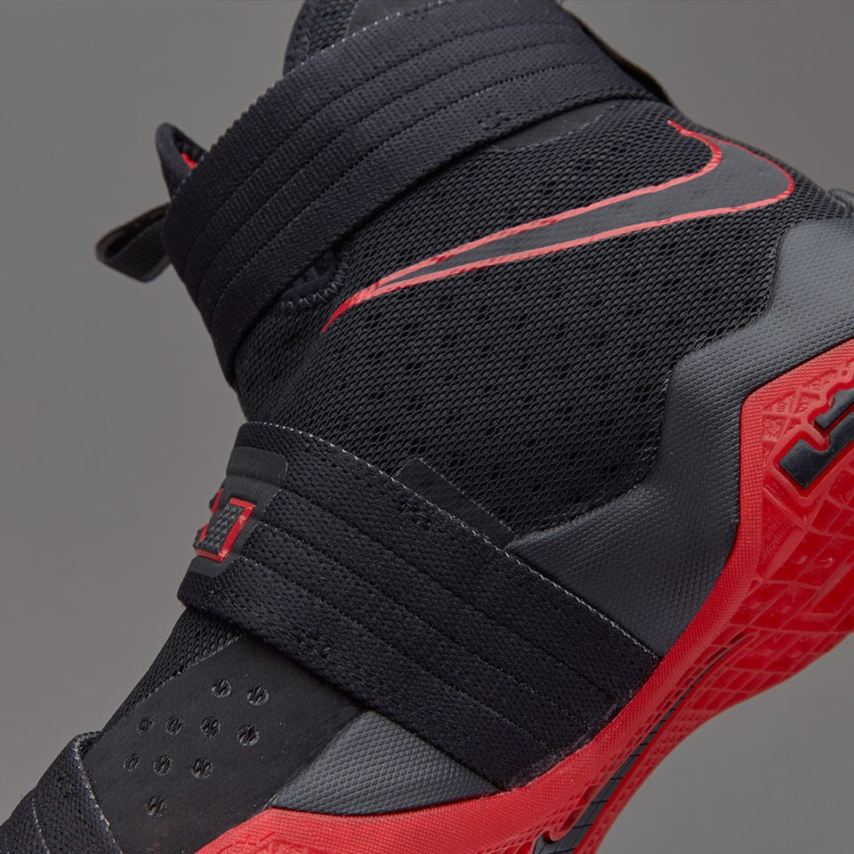 ... Detailed Look at LeBron Soldier 10 Ohio State aka Red Toe ... 0d0a090a6693