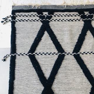 Raj Group Hand-Woven Wool Area Rug #1