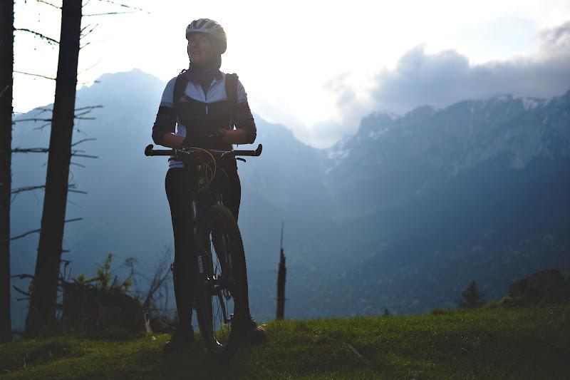 Dimineti pe bicicleta.