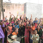 Music Workshop held at Najafgarh Community Center