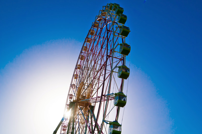 Hitachi Seaside Park Ferris wheel photo2