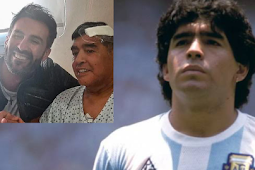 Diego Maradona: police raid house and doctor's clinic.