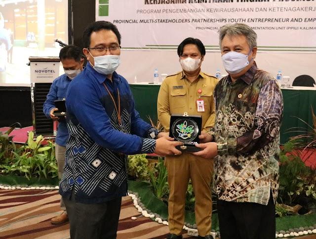 Pemprov Kalsel Dukung Penuh Program YESS dari Kementan