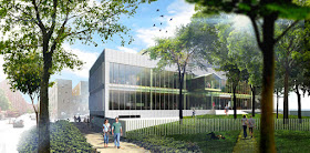 Proyecto de Biblioteca Municipal de San Fermín