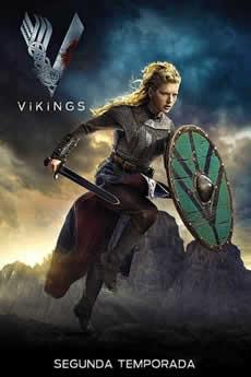 Baixar Série Vikings 2ª Temporada Torrent Grátis