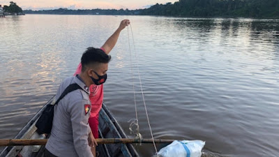 Seorang Anak di Sungai Ayak Tewas saat Berenang di Sungai Kapuas