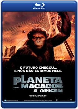 41 Planeta dos Macacos: A Origem   Dual Áudio   BluRay 720p e 1080p