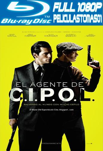 El Agente de C.I.P.O.L. (2015) BRRipFull 1080p