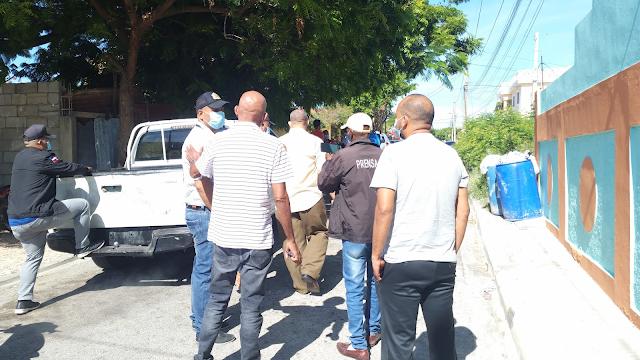 Hombre fue Encontrado sin vida en el Baño de su apartamento en Santa Cruz Barahona.