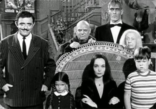 Todos os episódios de A Família Addams 1964 online grátis dublado e legendado