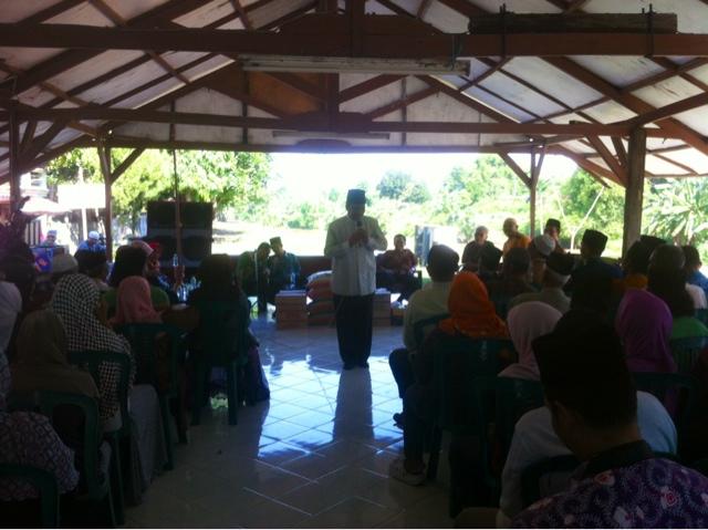 Gubernur Soekarwo Setujui Kompensasi 1.137 KK Warga Terdampak di Yayasan Mojopahit